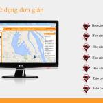 Hướng dẫn sử dụng hệ thống giám sát trực tuyến