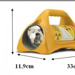 Gắn định vị lên thiết bị nguồn phóng xạ