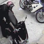 Hai tên trộm xe máy sa lưới vì định vị