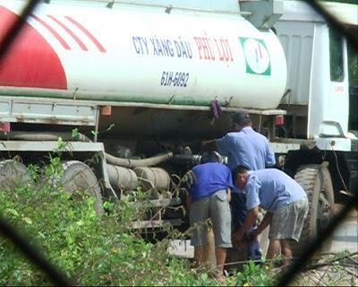 Cảm biến nhiên liệu hạn chế được hành vi trộm cắp xăng dầu