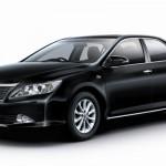 Lắp định vị cho xe Toyota camry