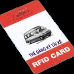 Hướng dẫn sử dụng  thẻ RFID cho lái xe (Thông tư 73/2014/TT-BGTVT)