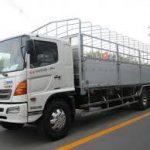 Lắp giám sát hành trình cho xe hino trên10 tấn