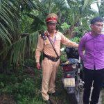Bắt gọn tên trộm xe SH ở Hà Nội nhờ thiết bị định vị