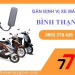 Gắn định vị xe máy tại Ung Văn Khiêm, Bình Thạnh
