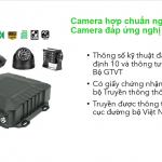 Camera giám sát đáp ứng nghị định 10/2020/NĐ-CP và thông tư 12
